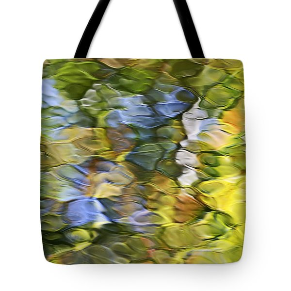 Sycamore Mosaic Tote Bag by Christina Rollo
