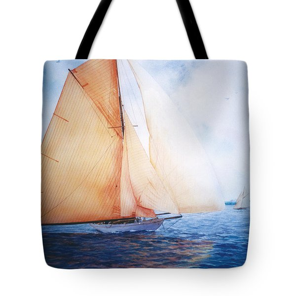 SYCE Tote Bag by Marguerite Chadwick-Juner