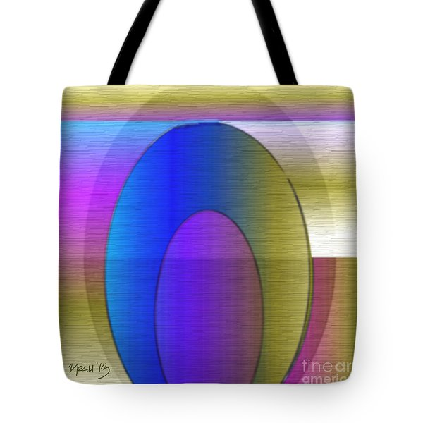 Symmetrica 263 Tote Bag by Nedunseralathan R
