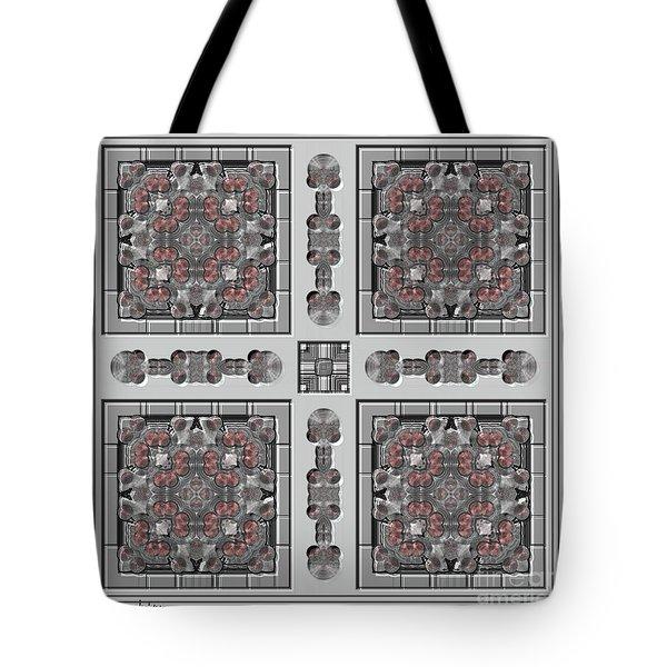 Symmetrica 313 Tote Bag by Nedunseralathan R