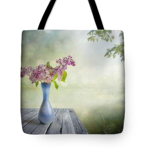 Syringa Tote Bag by Veikko Suikkanen