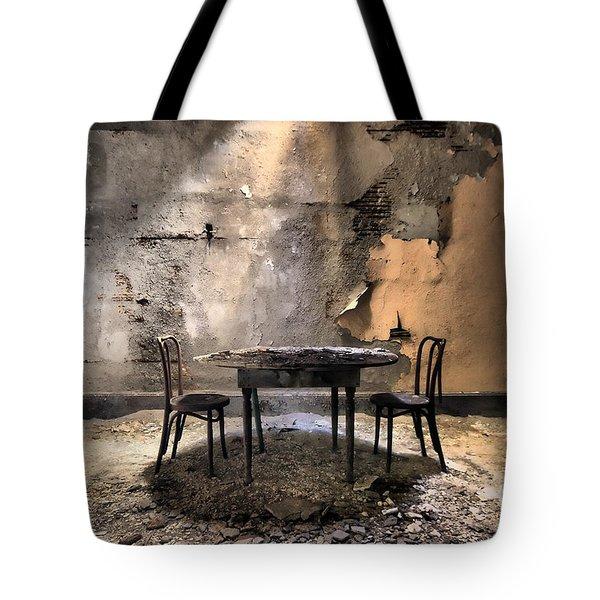 Table 4 Two Tote Bag by Rick Kuperberg Sr