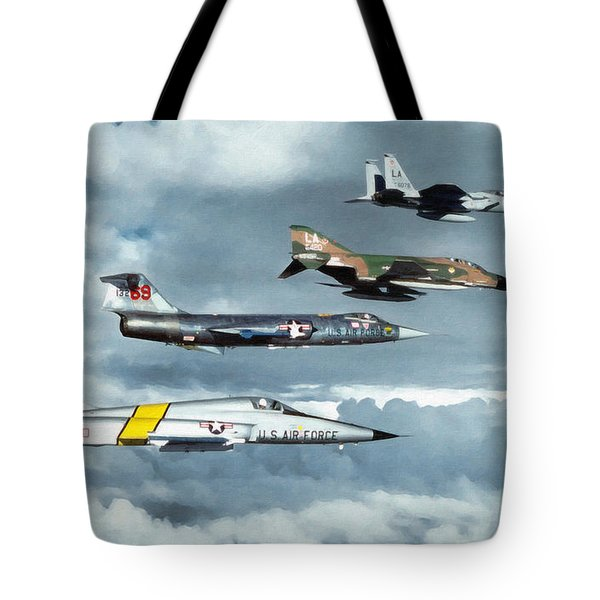 TAC Tote Bag by Dale Jackson