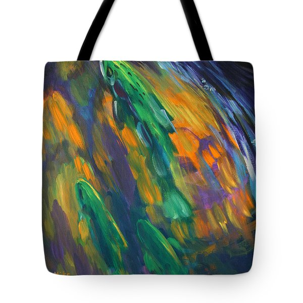 Tailwater Take Tote Bag by Mike Savlen
