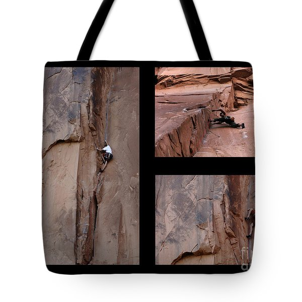Take Action No Caption Tote Bag by Bob Christopher