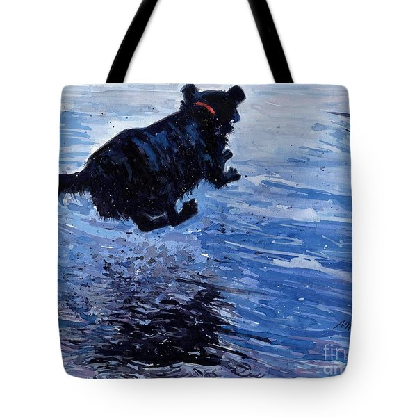 Take Flight Tote Bag by Molly Poole