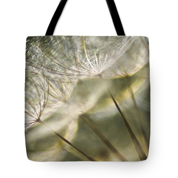 Take Me With You When You Go Tote Bag by Jan Bickerton