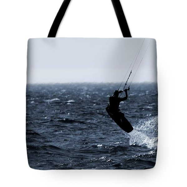 Take Off Tote Bag by Dan Sproul