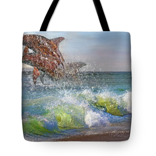 Taken For Granted Tote Bag by Betsy Knapp