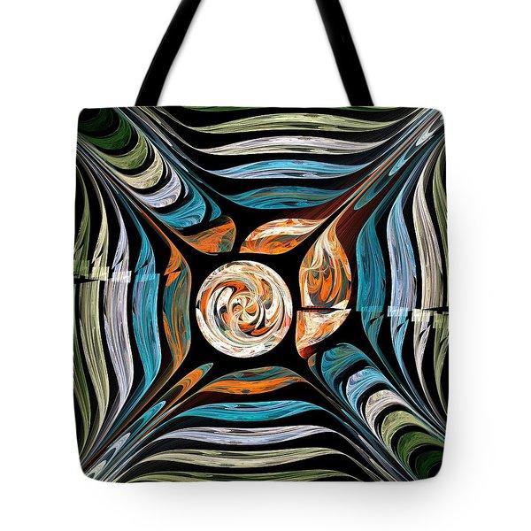 Tale Of Earth Tote Bag by Anastasiya Malakhova