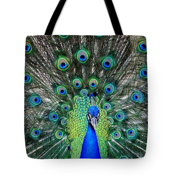TALK of the WALK Tote Bag by KAREN WILES