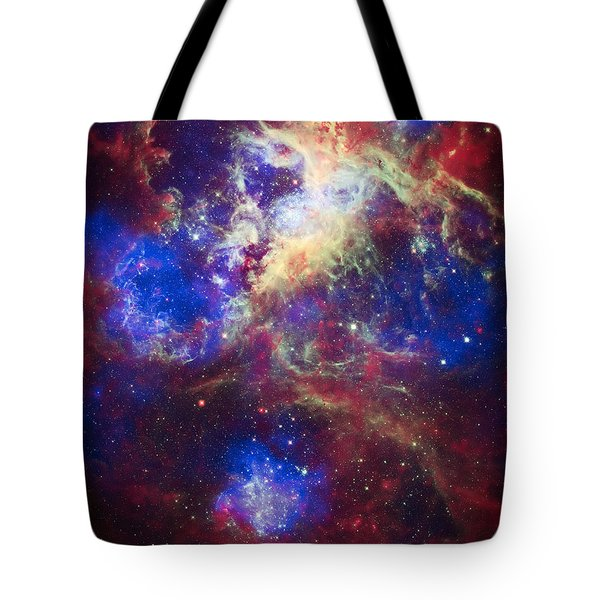 Tarantula Nebula 2 Tote Bag by The  Vault - Jennifer Rondinelli Reilly