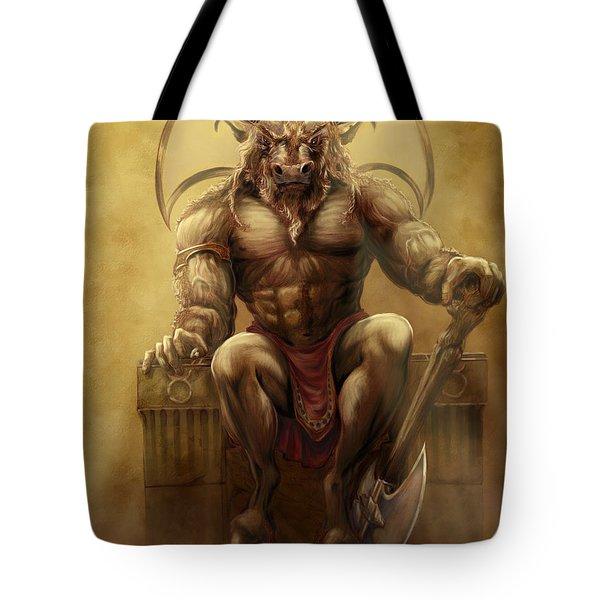 Taurus II Tote Bag by Rob Carlos