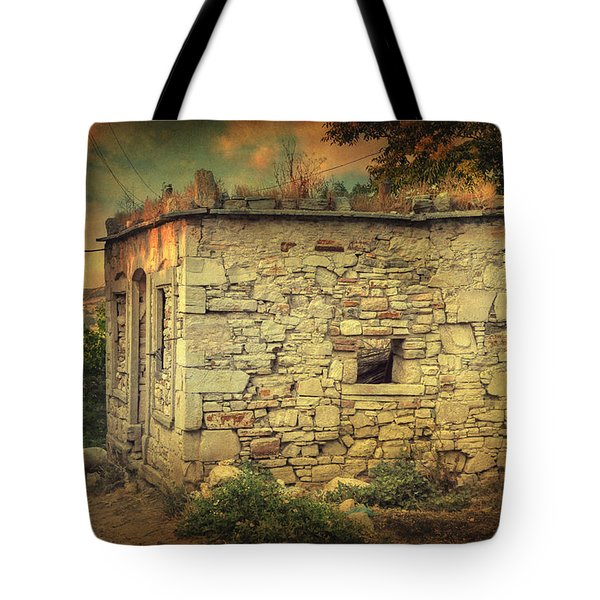 Tavern Tote Bag by Taylan Soyturk