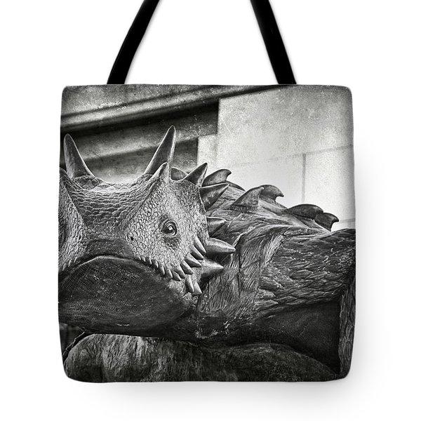 Tcu Horned Frog 2014 Tote Bag by Joan Carroll