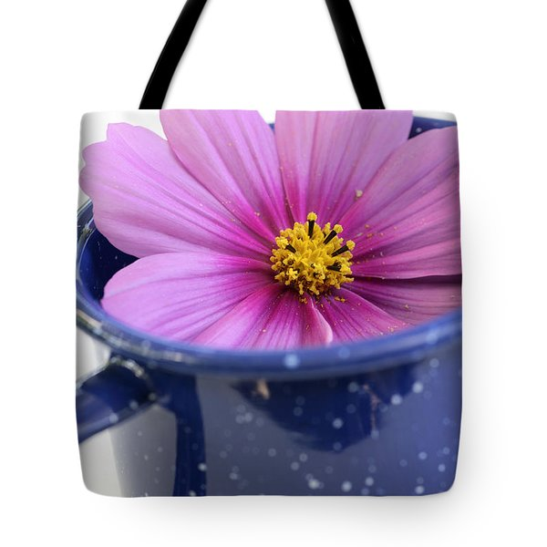 Tea Garden Tote Bag by Frank Tschakert