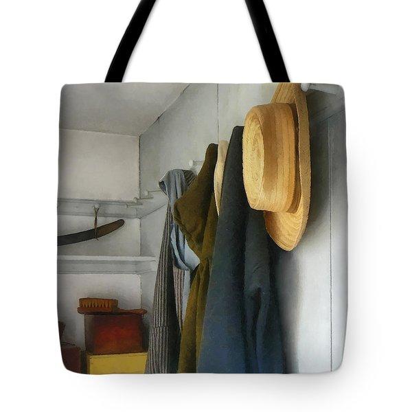 Teacher - Cloakroom Tote Bag by Susan Savad