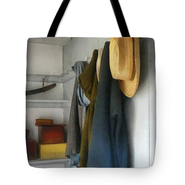 Teacher - Cloakroom Tote Bag by Susan Savad