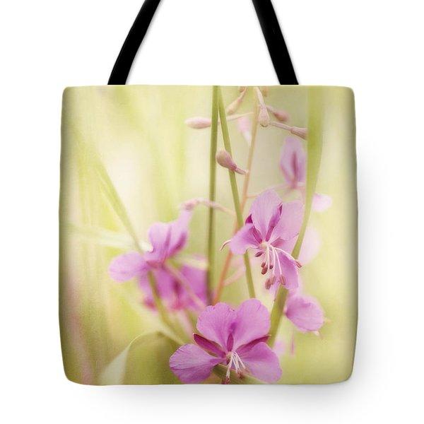 Tendresse Tote Bag by Priska Wettstein