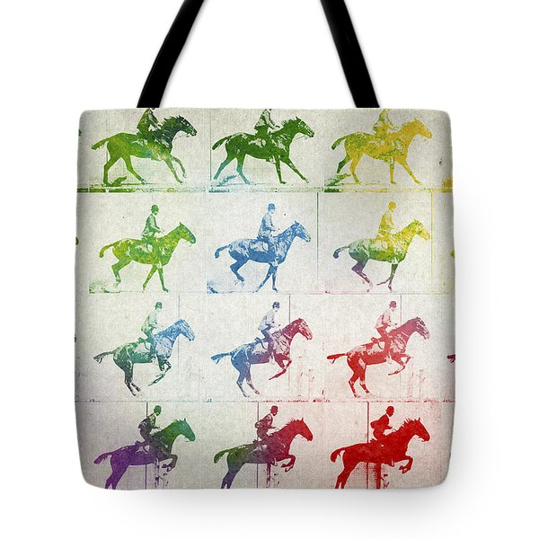 Terrestrial Locomotion Tote Bag by Aged Pixel