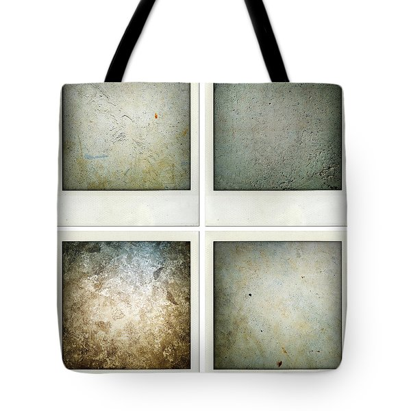 Textures Tote Bag by Les Cunliffe