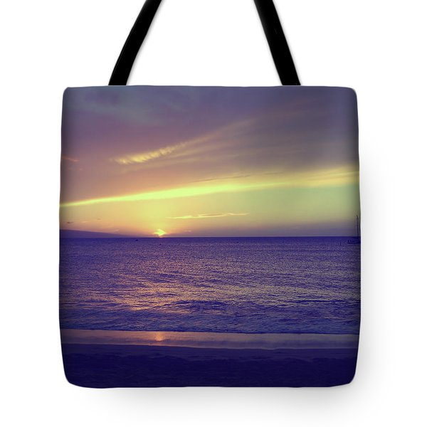 That Peaceful Feeling Tote Bag by Laurie Search