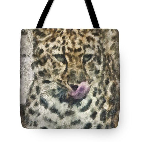 That Was Delicious Tote Bag by Trish Tritz