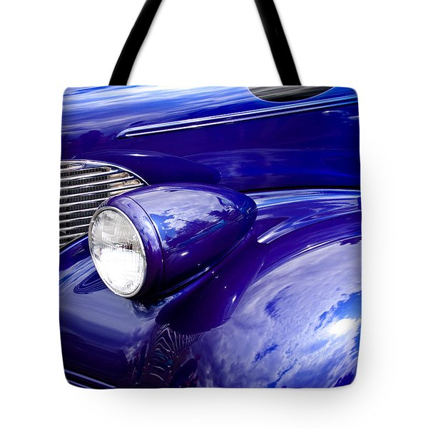 The 1939 Chevy Coupe Tote Bag by David Patterson