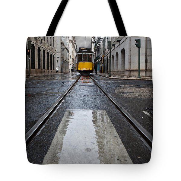 The 28 Tote Bag by Jorge Maia