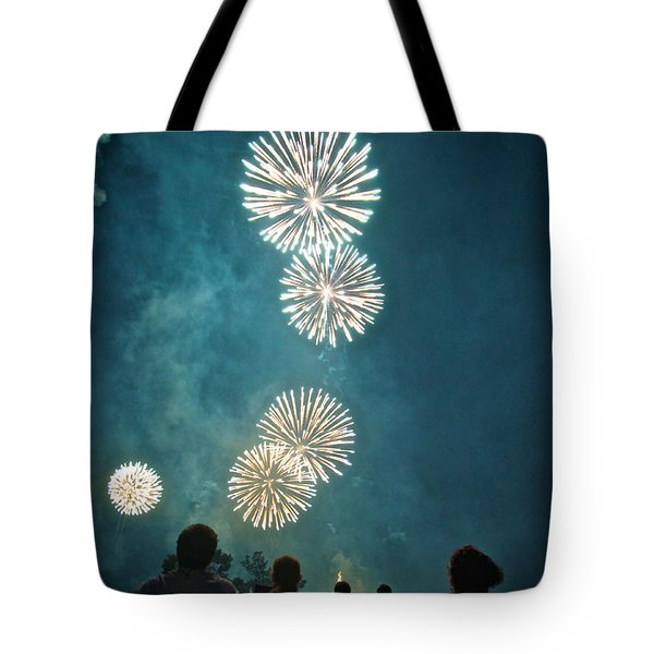 The 4th Tote Bag by Josh Eral