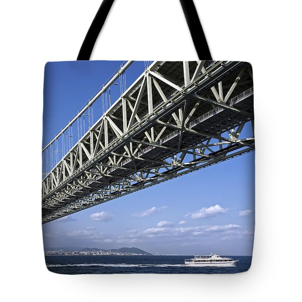 THE 8TH WONDER of the WORLD Tote Bag by Daniel Hagerman