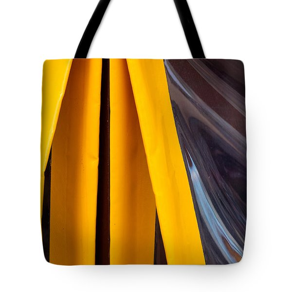 The Angle Project - Covered Angle - Featured 2 Tote Bag by Alexander Senin