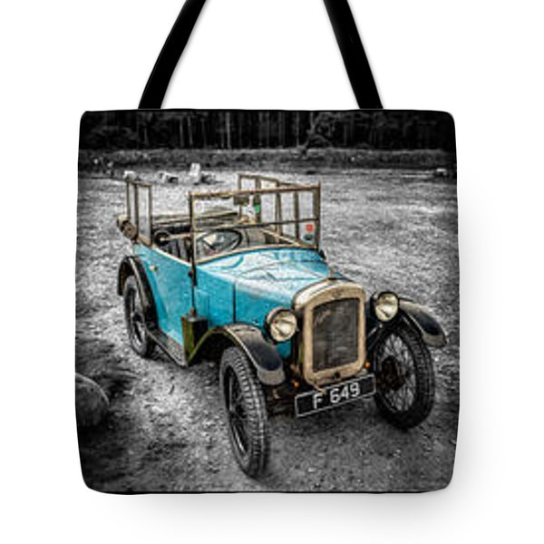 The Austin 7 Tote Bag by Adrian Evans