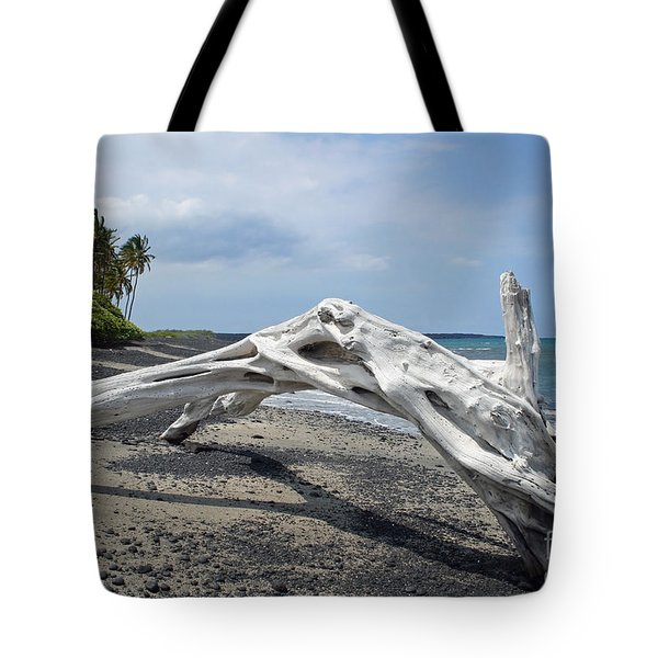 The Bali House View Tote Bag by Bob Hislop
