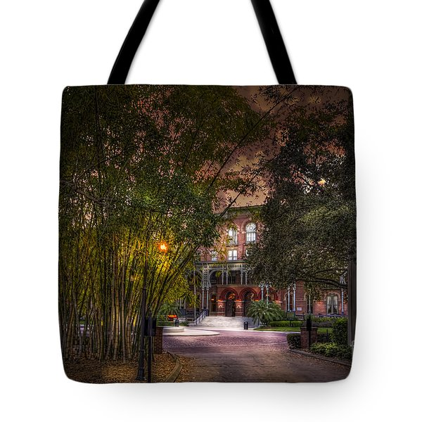 The Bamboo Path Tote Bag by Marvin Spates