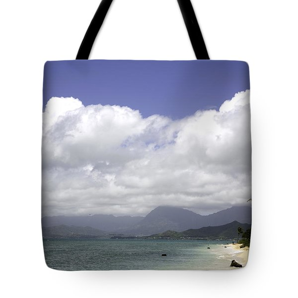 The Beach Tote Bag by Joanna Madloch