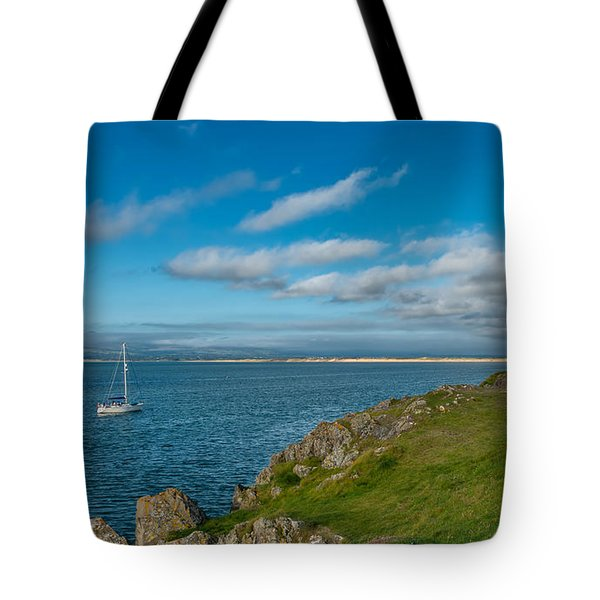 The Beacon  Tote Bag by Adrian Evans