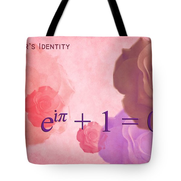 The Beauty Equation Tote Bag by Paulette B Wright