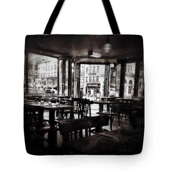 The Belcourt Tote Bag by Natasha Marco