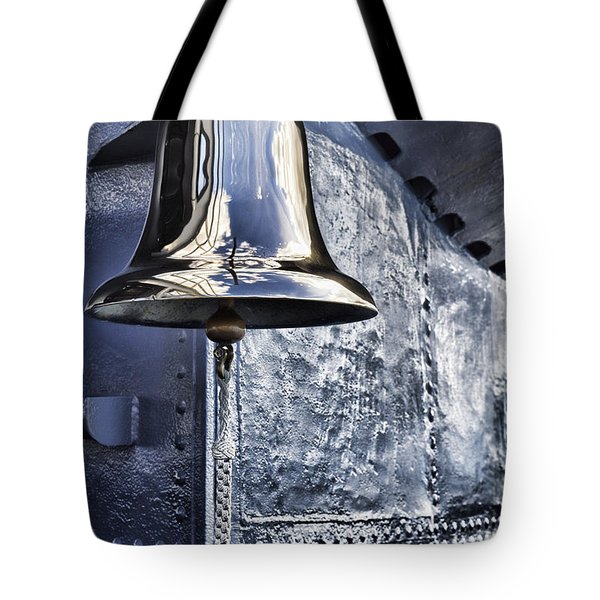 The Bell-uss Bowfin Pearl Harbor Tote Bag by Douglas Barnard