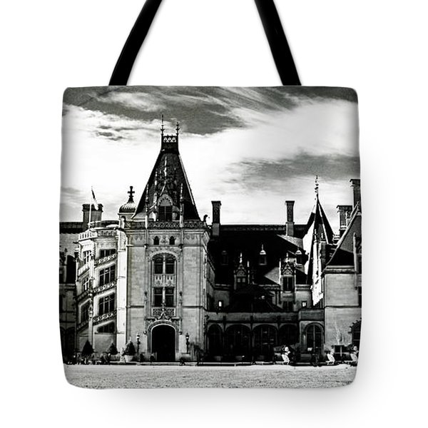 The Biltmore Estate 2 Tote Bag by Luther   Fine Art