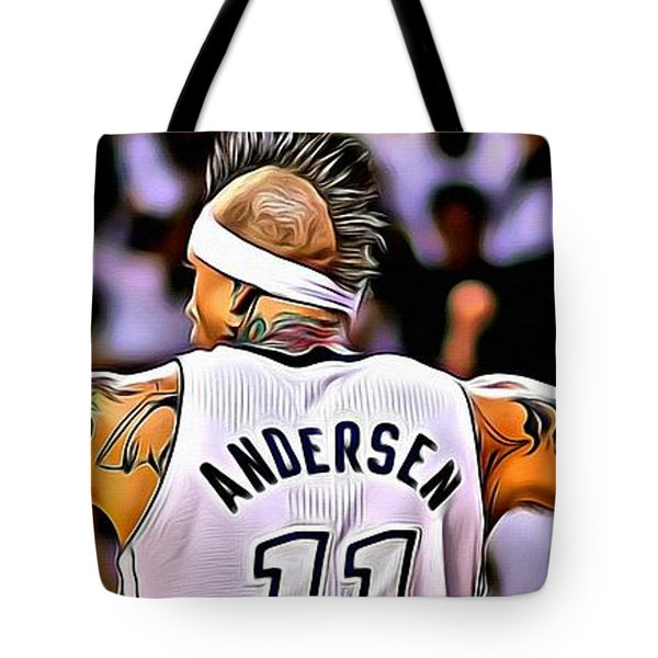 The Birdman Tote Bag by Florian Rodarte