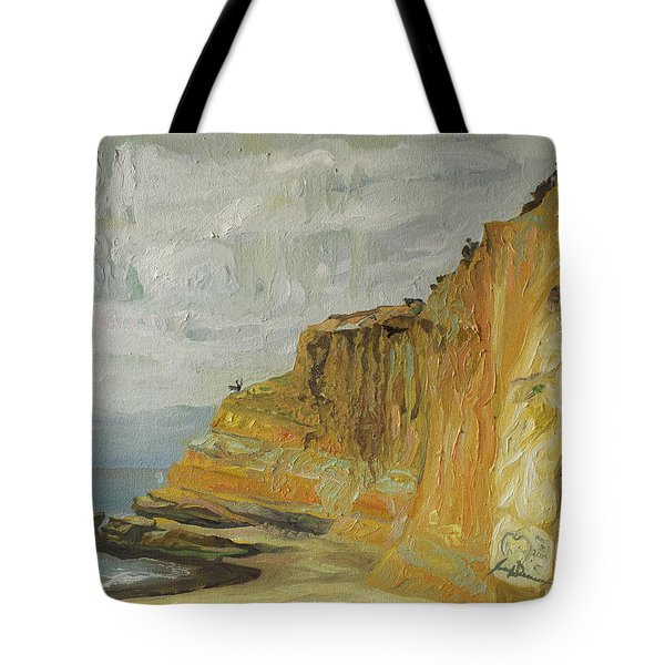 The Black Goose At Flat Rock Tote Bag by Joseph Demaree
