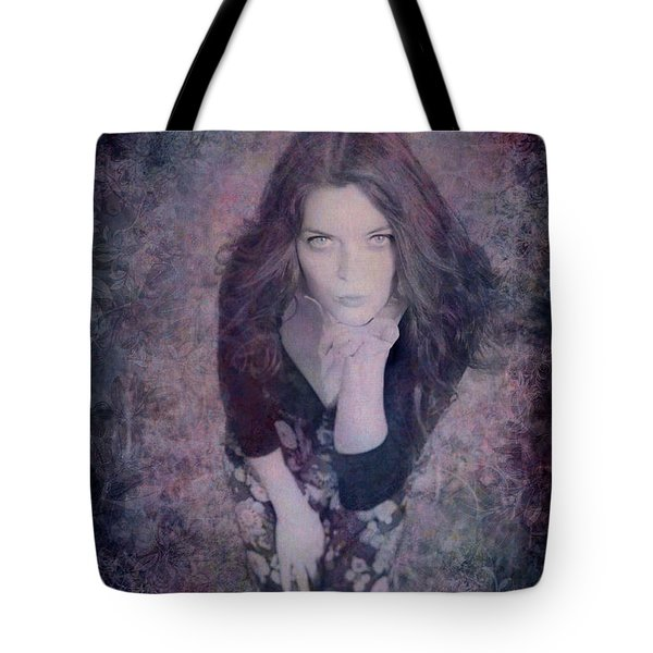 The Blown Kiss Tote Bag by Loriental Photography