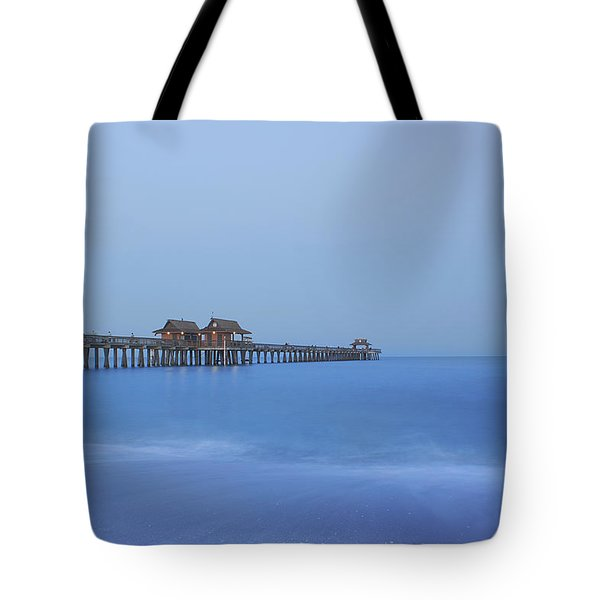 The Blue Hour Tote Bag by Kim Hojnacki