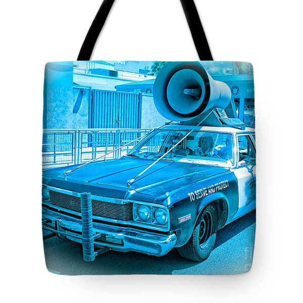 The Blues Brothers Tote Bag by Edward Fielding