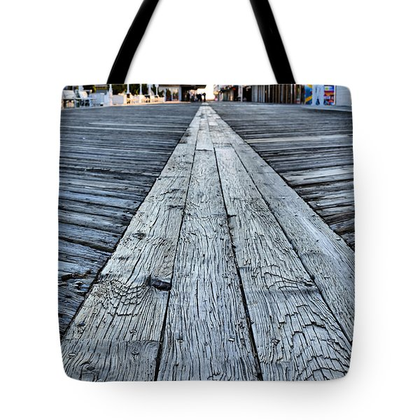 The Boardwalk Tote Bag by JC Findley