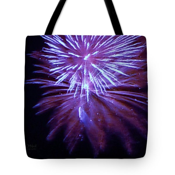 The Bombs Bursting In Air Tote Bag by Robert ONeil
