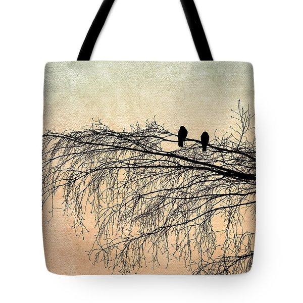 The Branch Of Reconciliation 2 Tote Bag by Alexander Senin