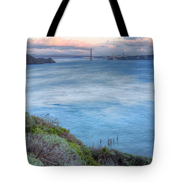 The Bridge Tote Bag by JC Findley